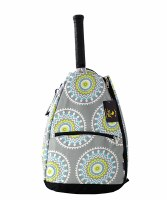 Chic Garden Tennis Racket Bag