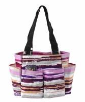 Striped Caddy Bag