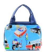 Fire Truck Lunch Bag
