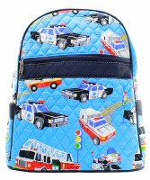 Fire Truck Backpack