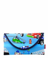 Fire Truck Baby Wipe Case