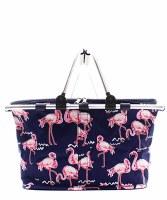 Flamingo Market Basket