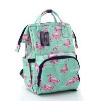 Flamingo Diaper Backpack