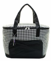 Houndstooth Cooler