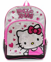 "Hello Kitty 16"" Backpack"