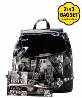 Fashion Magazine Backpack