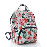 Garden Diaper Backpack