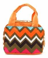 Chevron Lunch Bag