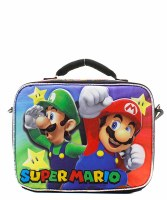 Mario Brothers Lunch Bag