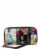 Fashion Magazine Wallet