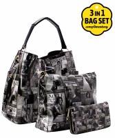 Fashion Magazine Handbag