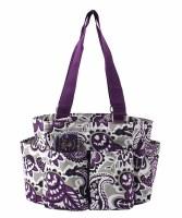 Paisley Caddy Bag