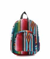 Serape Backpack