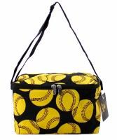 Softball Lunch Bag