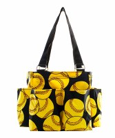 Softball Caddy Bag