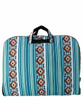 Serape Garment Bag