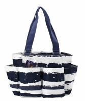 Stripe Caddy Bag