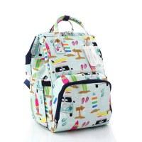 Beach Diaper Backpack