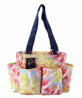 Tie Dye Caddy Bag