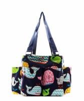 Whale Caddy Bag
