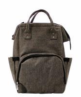 Stone Wash Diaper Backpack
