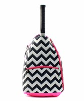 Chevron Tennis Racket Bag