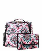 Flower Diaper Backpack