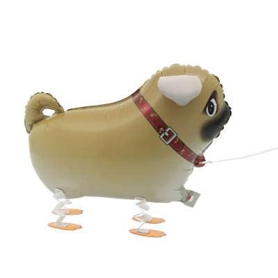 Pug Walking Pet Balloon
