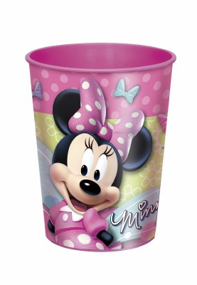 Minnie Mouse 16 Oz Cup