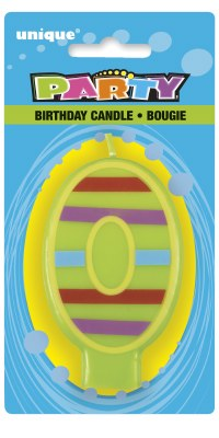 #0 Decorative Candle