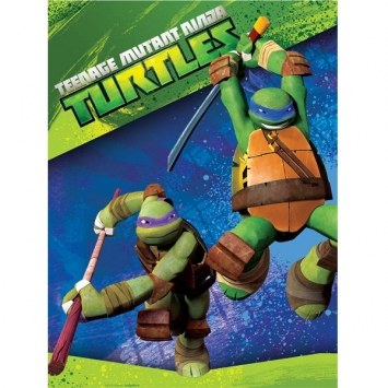 Tmnt Paper Tablecover