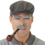 Old Man Moustache Set