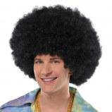 Oversized Afro Wig Black