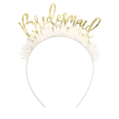 Bridemaid Headband 4ct