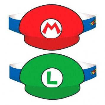 Super Mario Hats