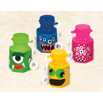 Monster Mini Bubbles