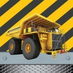 Construction Zone Bev Napkin