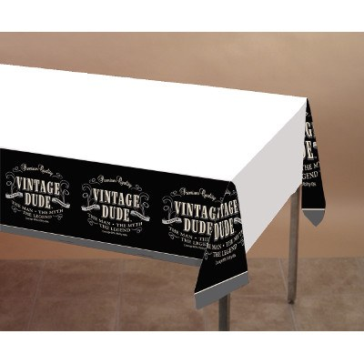 Vintage Dude Tablecover
