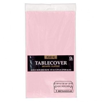 Pink Rectangular Tablecover