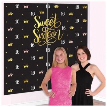 Sweet Sixteen Scene Setter