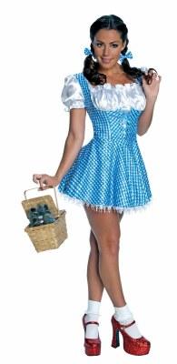 Dorothy Sw Costume