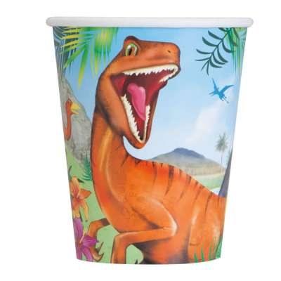 Dinosaur Cups