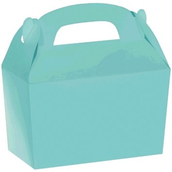 Treat Box Robins Egg Blue