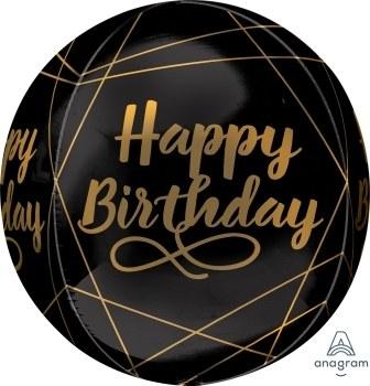 Black Birthday Orbz