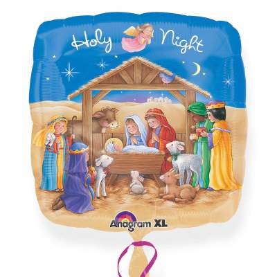 Holy Night 18 In Foil