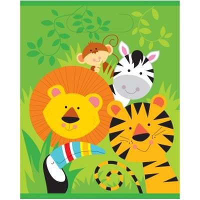 Jungle Animal Loot Bags