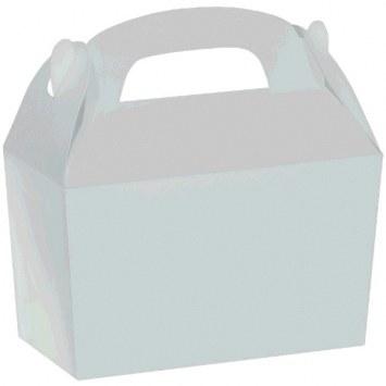 Treat Box Silver