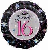 Sweet 16th Foil Balloon