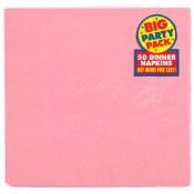 New Pink Dinner Napkins
