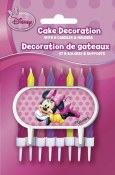 Minnie Candle Decor